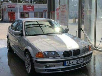 begagnad BMW 330 XI