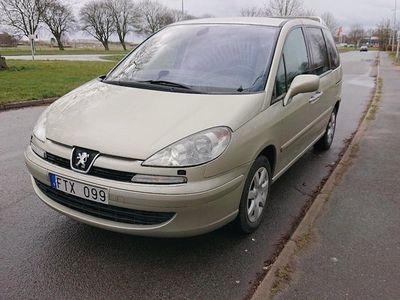 begagnad Peugeot 807 2.0 Automat 7-sits