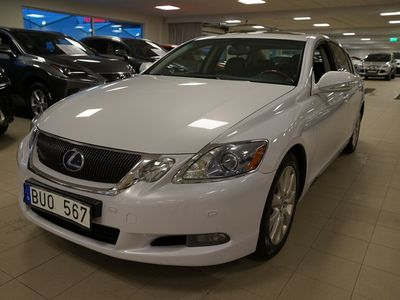 begagnad Lexus GS450H EXECUTIVE