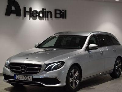 begagnad Mercedes E220 // Backkamera // Navigation