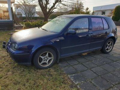 begagnad VW Golf 1.6 105Hk - RESERVDELSBIL