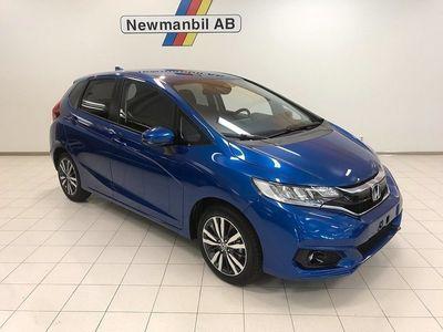begagnad Honda Jazz 1.3 i-VTEC 102hk Elegance NAVI MT6