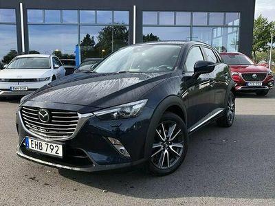 begagnad Mazda CX-3 2.0 120hk 6aut/Optimum/550Mil/199 900:-