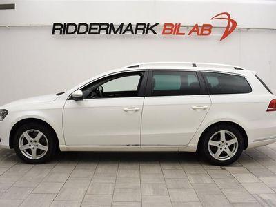 begagnad VW Passat 1.4 TSI Variant 150hk SKINN / DRAG