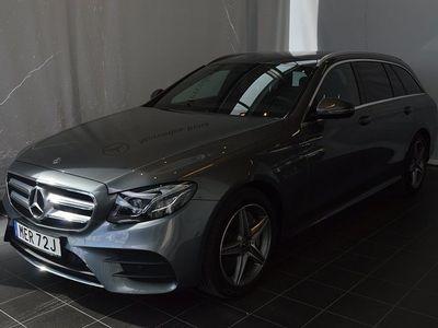 begagnad Mercedes E300 Kombi Plug-In, AMG Line, Drag, Värmare