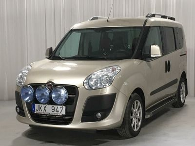 brugt Fiat Doblò Doblo 1.6 MJT (105hk)