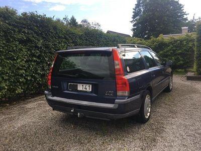begagnad Volvo V70 2.4 Bifuel