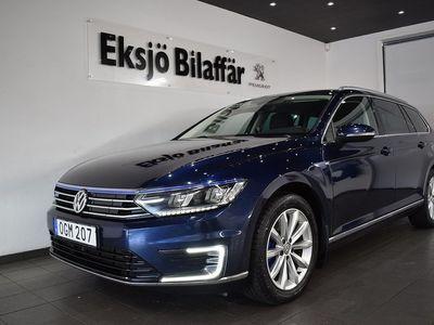 begagnad VW Passat Variant GTE DSG Drag Euro 6 2017, Personbil 199 500 kr