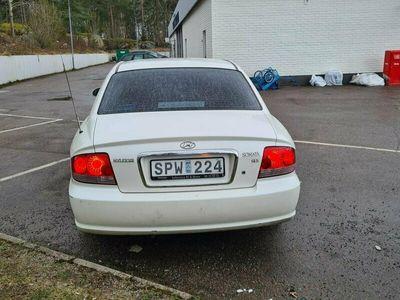 begagnad Hyundai Sonata 2,0 SE A4