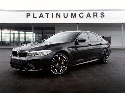 begagnad BMW M5 F90 xDrive / HarmanKardon / 600hk