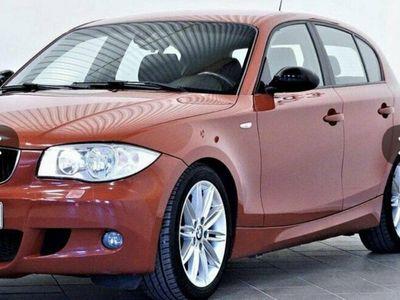 begagnad BMW 120 I