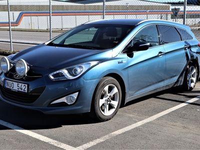 begagnad Hyundai i40 1.7 CRDi Kombi (136hk)