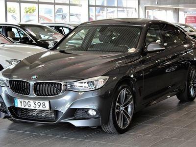 begagnad BMW 330 d xDrive GT M Sport Drag 19TUM Euro 6