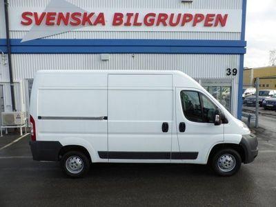 begagnad Peugeot Boxer 2,2 HDi L2H2 Webasto-V S+V-hjul -12