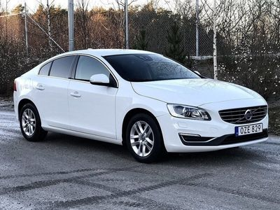 begagnad Volvo S60 D3 Geartronic Momentum Euro 6 150hk -16