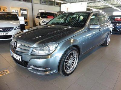 begagnad Mercedes 220 Benz C T Cdi kombi Avantgarde, Drag, Comand 2012, Personbil 179 000 kr
