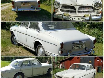 usado Volvo Amazon årsmodell 1961
