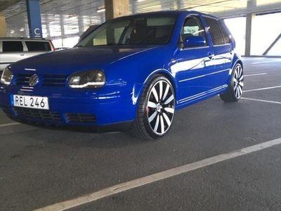 begagnad VW Golf IV Tdi higline -00