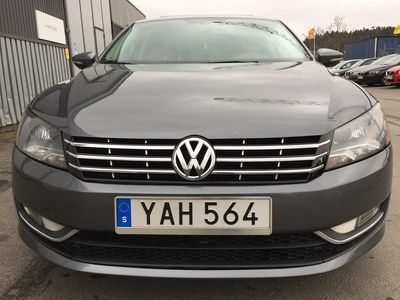 begagnad VW Passat 2.0 140hk /3500Mil/Auto/Ev -13