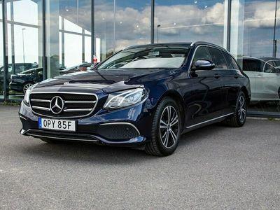 begagnad Mercedes E220 d 4M 4MATIC Panorama Värmare Drag