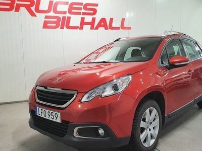 begagnad Peugeot 104 2008 1.2 Automat Euro 6, Årlig skatt 2016, SUV900 kr