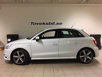 gebraucht Audi A1 Sportback 1.0 TFSI 95HK S-line