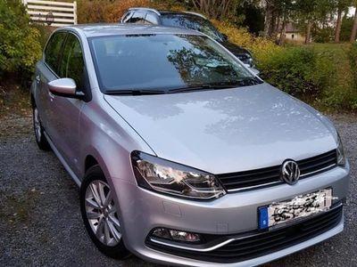 begagnad VW Polo 5-dörrar 1.2 TSI Bluemotion