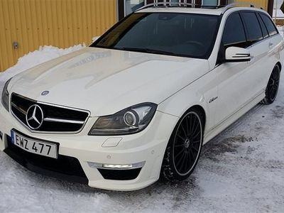 gebraucht Mercedes C63 AMG AMG, PERFORMANCE PACKAGE, DRIVERS PACKAGE