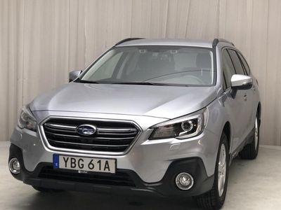 begagnad Subaru Outback 2.5i 4WD (173hk)