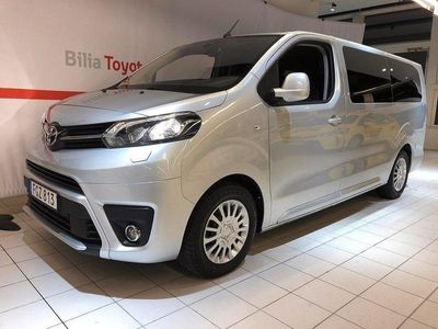 begagnad Toyota Verso ProAce1,6 Shuttle 8Sits Euro6 1