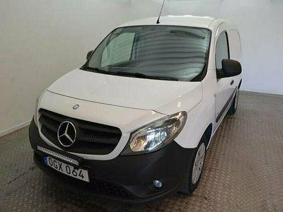 begagnad Mercedes Citan 109 CDI 1.5 (90hk)