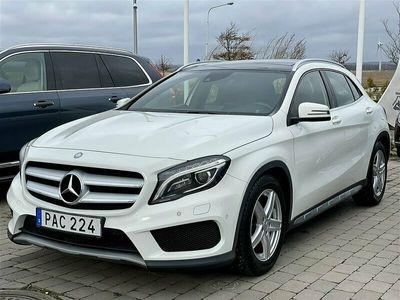 begagnad Mercedes GLA220 CDI 4MATIC, AMG FULLUTRUSTAD