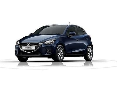 begagnad Mazda 2 Core 1,5 90hk 5D - 10års garanti Halvkombi 2017