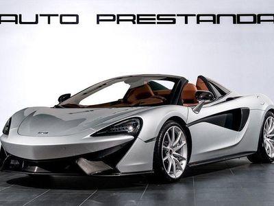 begagnad McLaren 570S Spider / Carbon / Svensksåld