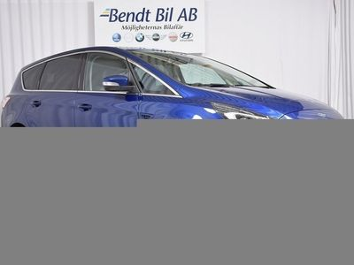 usata Ford S-MAX 2.0 TDCi AWD Powershift Euro 6 7-sits 180hk
