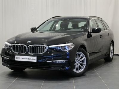 begagnad BMW 520 dA xDrive Touring Navigation, Dragk -18