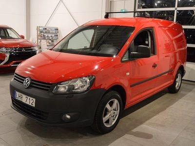 gebraucht VW Caddy 1.6 TDi Maxi Skåp DSG Automa -12