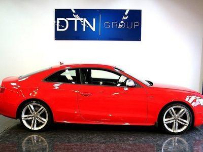 begagnad Audi S5 4,2 Quattro, Sv-såld, B&O, Navi, Pdc, Låga mil