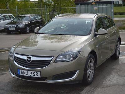 brugt Opel Insignia 1,6-cdti-Sport Tourer-GPS-Aut -16