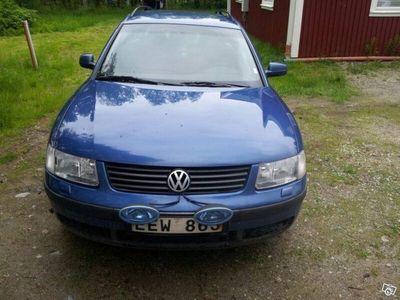 begagnad VW Passat