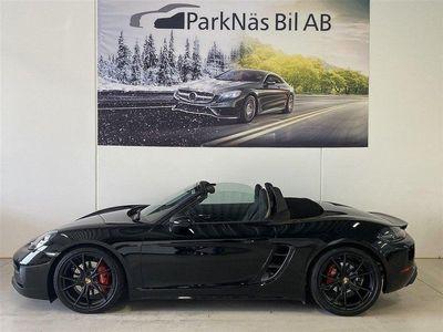 begagnad Porsche 718 Boxster GTS PDK 365HK
