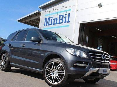 begagnad Mercedes ML350 CDI BLUETEC 4-MATIC NAVI DRAG 199.900:-