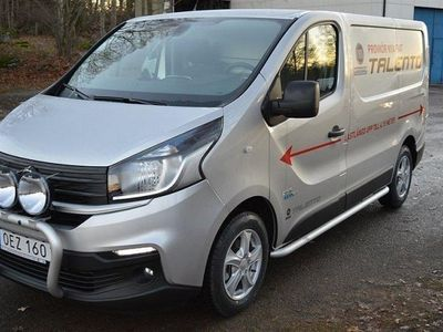 begagnad Fiat Talento 1,6 Ecojet Twin turbo L1H1 -16