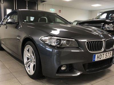 begagnad BMW 520 d xDrive Sedan Automat M-sport