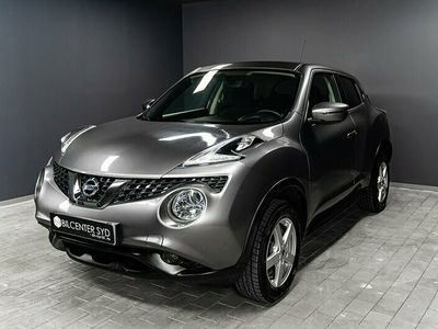 begagnad Nissan Juke 1.6 XTRONIC-CVT Euro 6 112hk