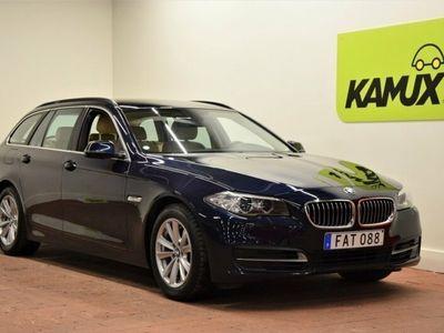 gebraucht BMW 520 d xDrive Touring BT Eu6