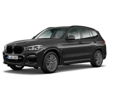 begagnad BMW X3 xDrive20d ZA