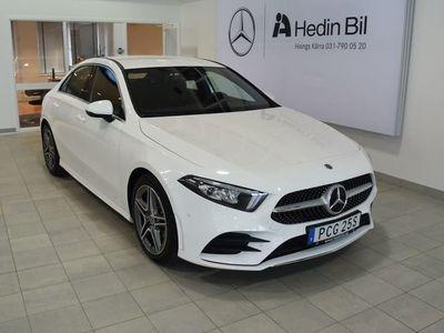 begagnad Mercedes A200 SEDAN AMG DEMO