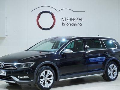 begagnad VW Passat Alltrack 2.0 TDI Värmare Drag Executive
