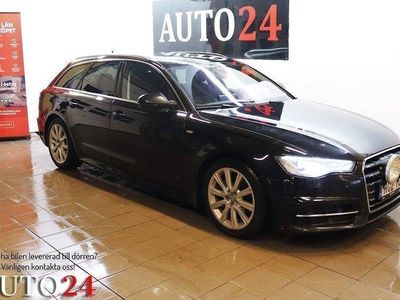 begagnad Audi A6 2,0 Q S-Line D-värmare Backkamera Dra